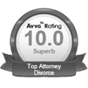Click to open Avvo ratings page for Chandler divorce attorney Joan Bundy.